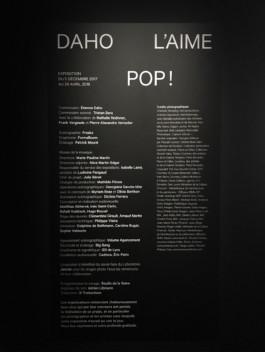 daho l aime pop nbsp